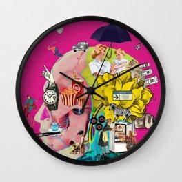Preponderance Wall Clock