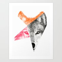 eric fan Art Prints featuring Wild by Eric Fan & Garima Dhawan by Garima Dhawan