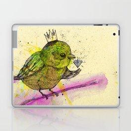 King Bird Laptop & iPad Skin