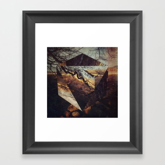 drrtmyth Framed Art Print