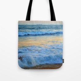 Ocean b Tote Bag
