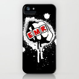 EMR crew logo rmd tweak iPhone Case