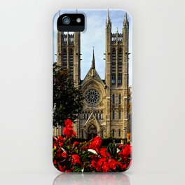 Basilica of Our Lady Immaculate iPhone Case
