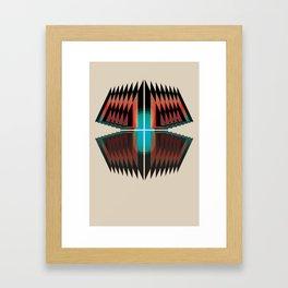 zWzWzW Framed Art Print