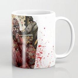 INTO THE PIT Fucking Blood Coffee Mug