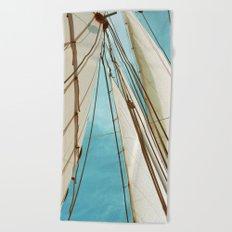 Catch The Wind Beach Towel