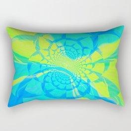 Abstract 13 Rectangular Pillow