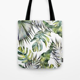 TROPICAL GARDEN 2 Tote Bag