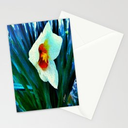 First Jonquil of Spring Stationery Cards