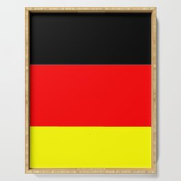 Flag of Germany Serving Tray