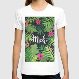 Meh Jungle Print T-shirt