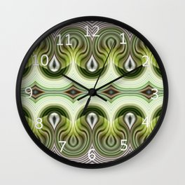 Cobras Wall Clock