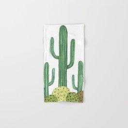 Classic Desert Cactus Hand & Bath Towel