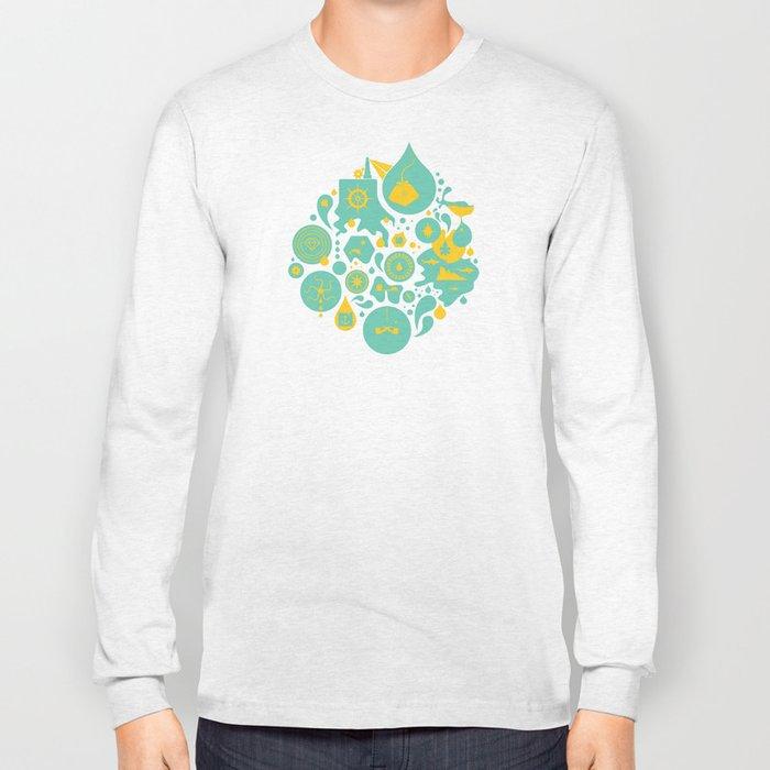Maritime Series 001. Long Sleeve T-shirt