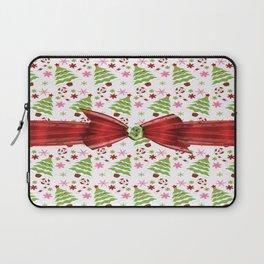 Christmas Trees Laptop Sleeve