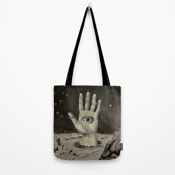 DO YOU SEE WHAT I SEE? Tote Bag