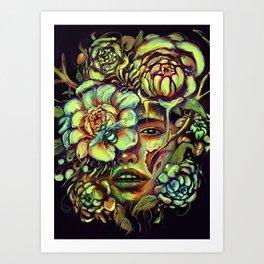 Pollinate Art Print