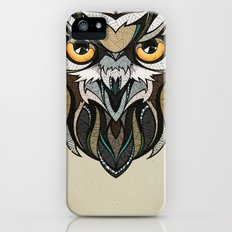 Owl Slim Case iPhone (5, 5s)