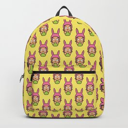 Louise Belcher Pattern Backpack