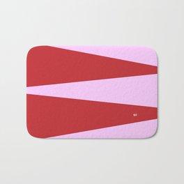 PINK CIRCUS DREAM #red #minimal #art #design #kirovair #buyart #decor #home Bath Mat