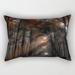 Ein Lichtschein Rectangular Pillow