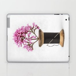 Wooden Vase Laptop & iPad Skin