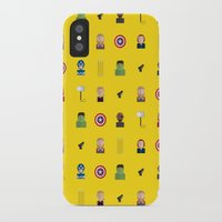 avenger iPhone & iPod Cases featuring Avenger by ShannonHatchNZ
