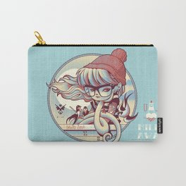 MILES AWAY Carry-All Pouch
