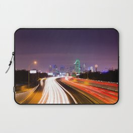 The Road to Dallas Laptop Sleeve