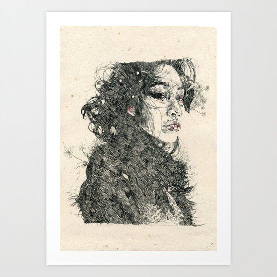Eden Child Art Print
