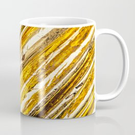 Shimmering Gold Foil Coffee Mug