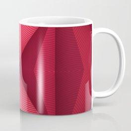 Origami - Fuchsia Coffee Mug