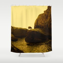 I am from Another Planet Shower Curtain
