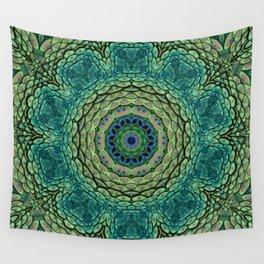 Shangri-La Mandala Wall Tapestry