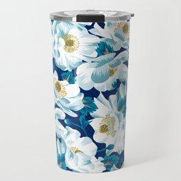 Mount Cook Lily (Night) Travel Mug