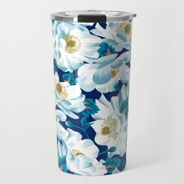 Mount Cook Lily (Night) Travel Mug