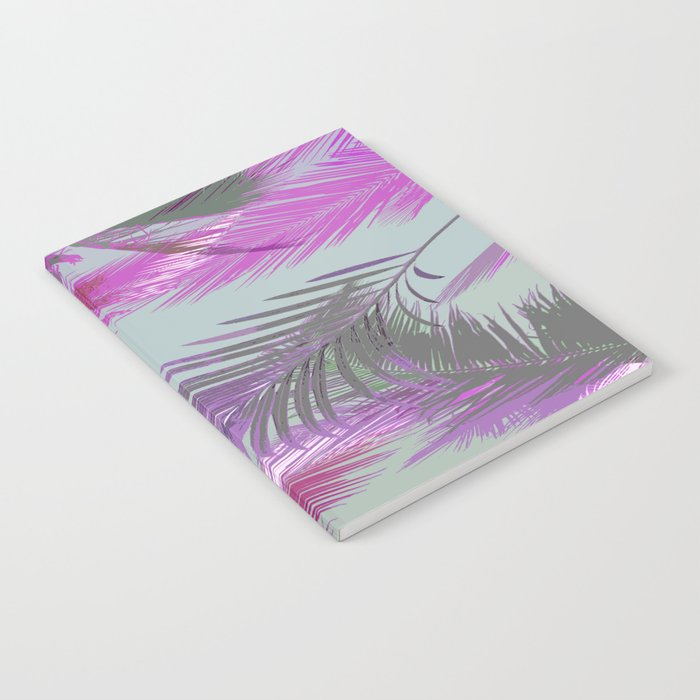 California Dreaming Purple Notebook