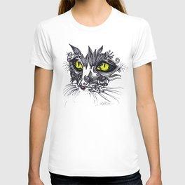 Intense Cat T-shirt