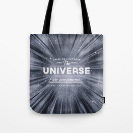 The Universe Crew Tote Bag