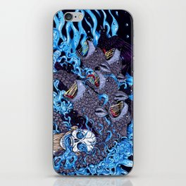 The Cleansing iPhone Skin
