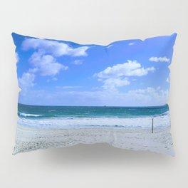 Sky Blue Pillow Sham