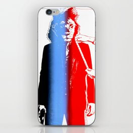 tailored.lion.colourful iPhone Skin