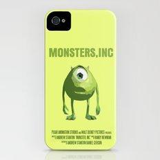Monsters, Inc Slim Case iPhone (4, 4s)