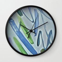 Water Theme Wall Clock