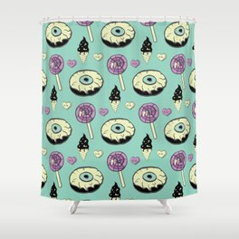 Spooky Sweets Shower Curtain