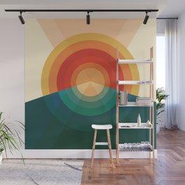 Sonar Wall Mural