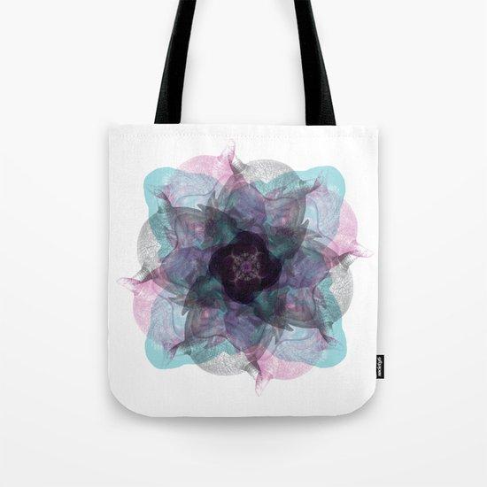 Devil's flower Tote Bag