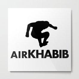 KHABIB Metal Print