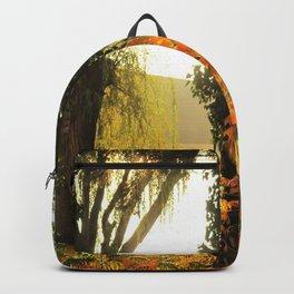 Rural scenery Backpack