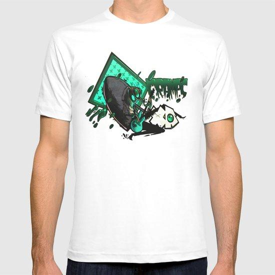 HUMAN FLY 2 T-shirt